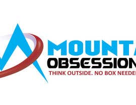 pikoylee tarafından Design a Logo for Mountain Obsession TV için no 16