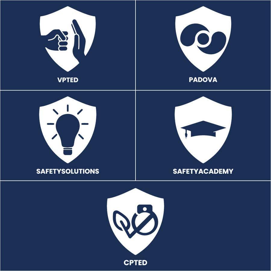 Proposition n°                                        13                                      du concours                                         Design logos x 5 (uniformed theme for branding recognition)
