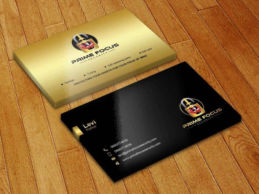 Конкурсная заявка №                                        142                                      для                                         Business card redesign