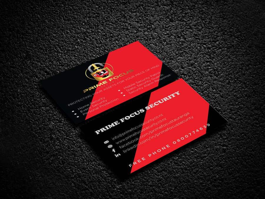 Kilpailutyö #                                        145                                      kilpailussa                                         Business card redesign