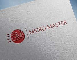 """#476 untuk Design a Logo for the name """"Micro Master"""" oleh shouravcri"""