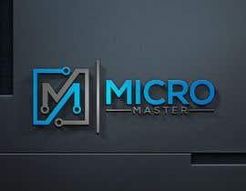 """#439 untuk Design a Logo for the name """"Micro Master"""" oleh universdesign171"""