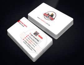 Nro 2407 kilpailuun Design me a business card käyttäjältä Sadikul2001