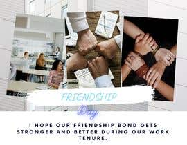 #2 for Friendship Day Office Environment Greeting Images by jojoboring101