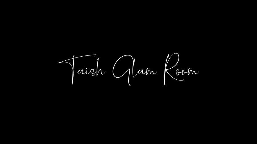 Inscrição nº                                         153                                      do Concurso para                                         Taish Glam Room - Logo Design