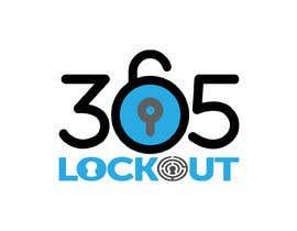 #181 for 305 LockOut - Logo Design af ashiquebillah