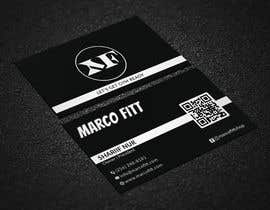 #977 for marcofitt business card by expectsign