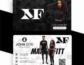 #363 for marcofitt business card by jewel7043
