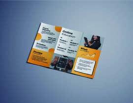 #35 for Need a brochure designer for an online education company af sharminnaharm
