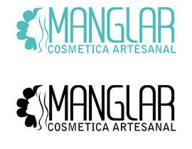 #10 for Design a Logo for a natural cosmetic product line (Manglar) af Helen2386