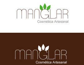 nº 8 pour Design a Logo for a natural cosmetic product line (Manglar) par codigoccafe