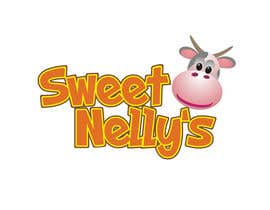 #55 for Design a Logo for Sweet Nellys by caezhart