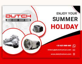 #133 cho Holiday greetings to our clients in Europe from Duitch Reman bởi rrtvirus
