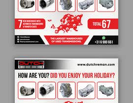 #137 cho Holiday greetings to our clients in Europe from Duitch Reman bởi printexpertbd