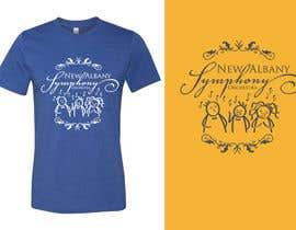Nro 139 kilpailuun NEw Albany Symphony Chorus Tee shirt Design. käyttäjältä atikur0rahman