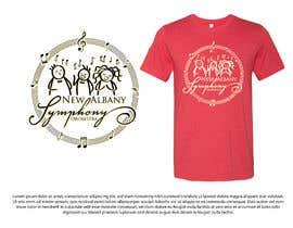 Nro 342 kilpailuun NEw Albany Symphony Chorus Tee shirt Design. käyttäjältä Robinimmanuvel