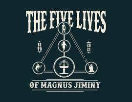 #429 cho Logo Designed for The Five Lives of Magnus Jiminy bởi yunusolayinkaism