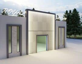 nº 20 pour Design a building (wedding BANQUET hall) facade par dorukhanturk
