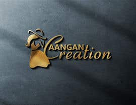 #47 untuk Need a logo for our company Aangan Creation deals in unstiched dress material oleh MdNurul66