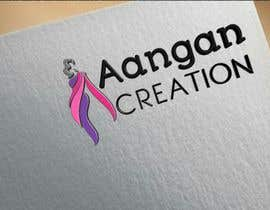 #51 untuk Need a logo for our company Aangan Creation deals in unstiched dress material oleh amirsamir1522