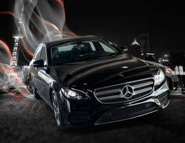#53 cho I want colored smoke on the car photoshopped bởi MOTIER
