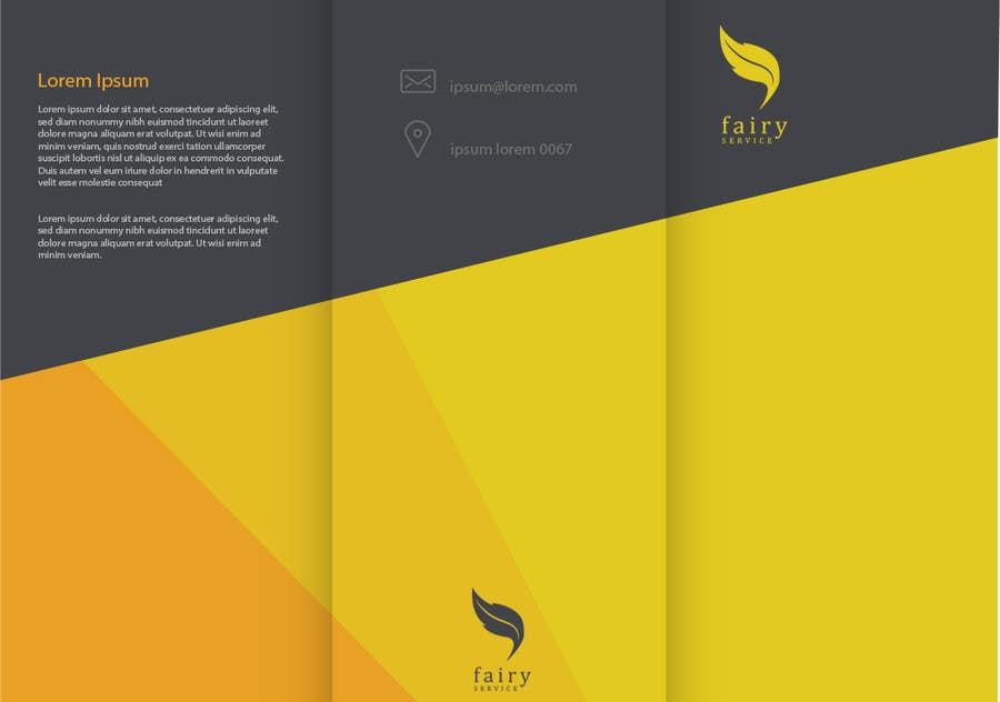 Konkurrenceindlæg #                                        10                                      for                                         design logo and brochure