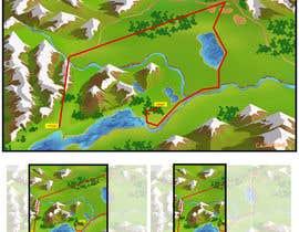 #8 cho Maps for global adventure bởi drawforyou