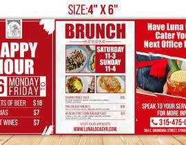 """#19 for 4"""" x 6"""" Restaurant Stands for Table af Zainali63601"""
