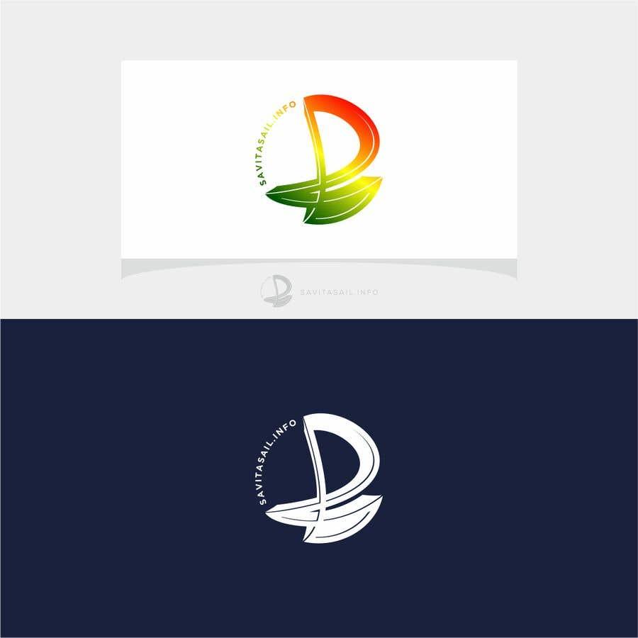 Bài tham dự cuộc thi #                                        203                                      cho                                         Design logo for a sailing catamaran