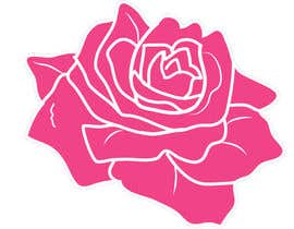 #27 para Large Rose Image similar to the one shown por ebezek