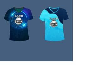 #202 for Land Sharks (images for t-shirts) af mdreyad49