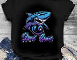 #203 for Land Sharks (images for t-shirts) af Hafizur1165