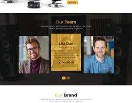 nº 31 pour Website Design and Creation par Muzeative