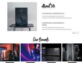 nº 50 pour Website Design and Creation par sleekinfosol