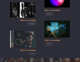 nº 69 pour Website Design and Creation par almumin