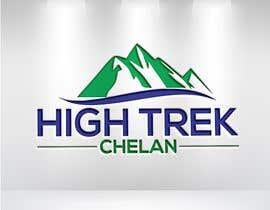 Nro 163 kilpailuun High Trek Chelan Logo käyttäjältä mohammadyeakuba1