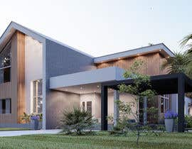 #12 for create a facade for a house in tropical style  - 03/08/2021 02:12 EDT af vadimmezdrin
