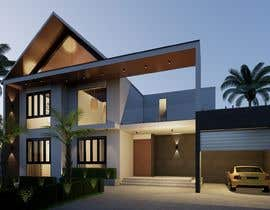 #27 for create a facade for a house in tropical style  - 03/08/2021 02:12 EDT af thanhphukts
