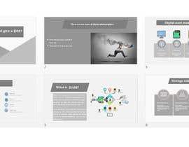 Nro 12 kilpailuun Redesign a Keynote / Powerpoint Presentation käyttäjältä shoaibkhanRS