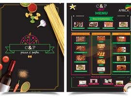 #55 for I need a nice menu and logo design for a little African Restaurant by tk616192