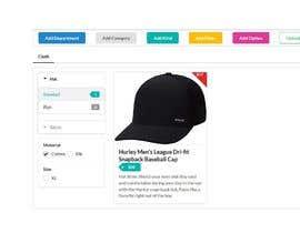 Nro 47 kilpailuun Create a website (online store e-Commerce) ***NO WORDPRESS ALLOWED*** käyttäjältä subjectid