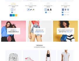 Nro 50 kilpailuun Create a website (online store e-Commerce) ***NO WORDPRESS ALLOWED*** käyttäjältä properdeveloper