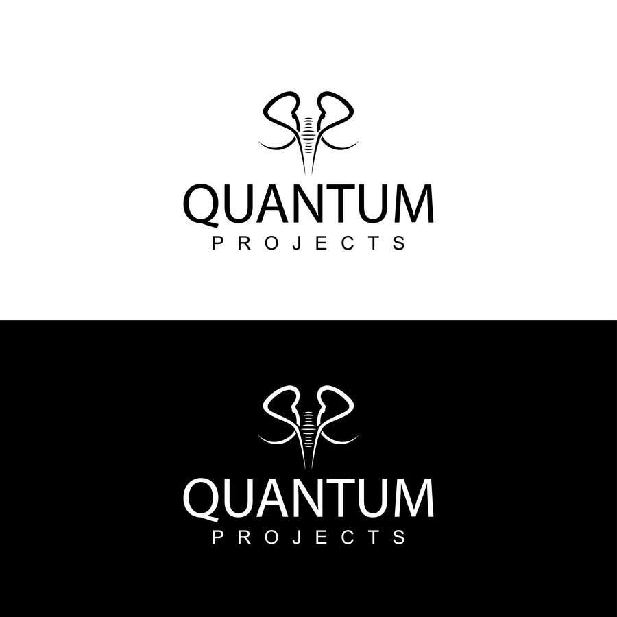 Konkurrenceindlæg #                                        8                                      for                                         Logo for Quantum Projects