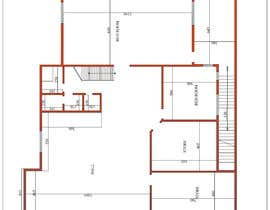 #12 for Draw Autocad Plan by ahmedali1092