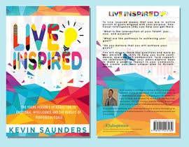 #11 untuk Book Cover Design - Live Inspired! oleh Halleloo