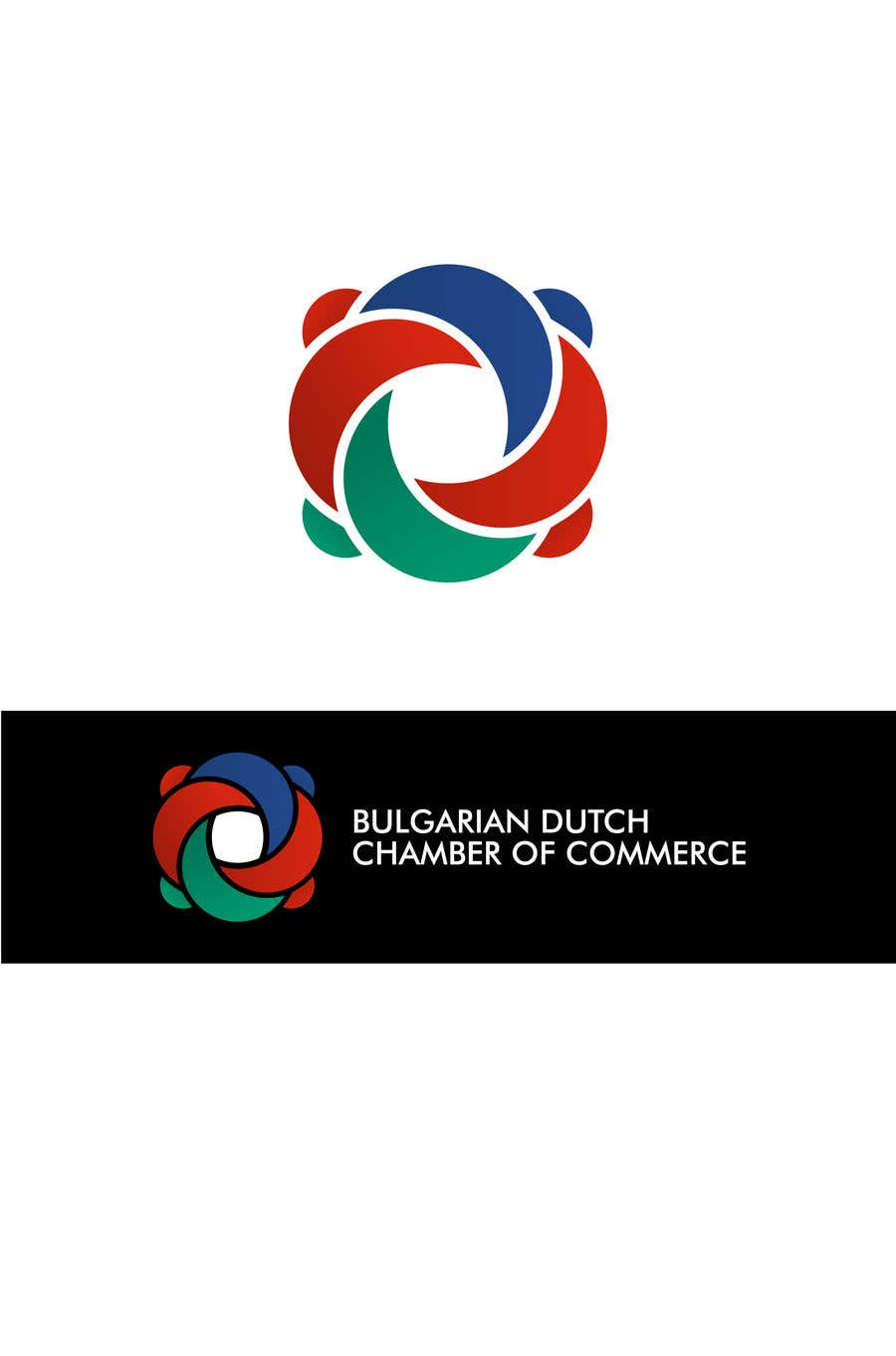 Konkurrenceindlæg #                                        90                                      for                                         New company logo incorporating Dutch and Bulgarian symbols