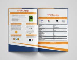 #18 for Design a Brochure for a new electrical product af tarekhasan52