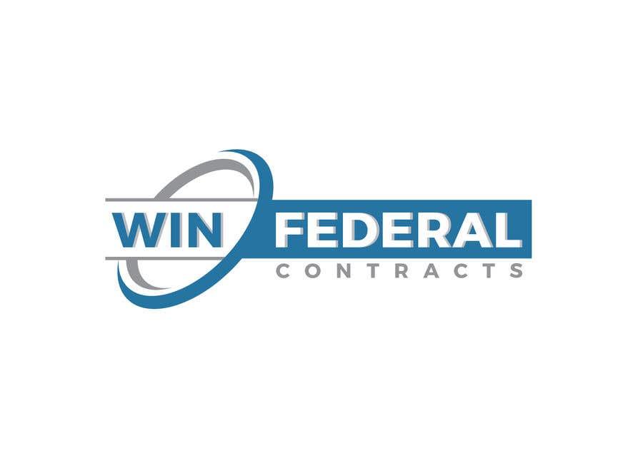 Penyertaan Peraduan #                                        355                                      untuk                                         Logo for Federal Contracting Consulting company