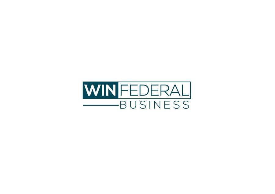 Penyertaan Peraduan #                                        228                                      untuk                                         Logo for Federal Contracting Consulting company