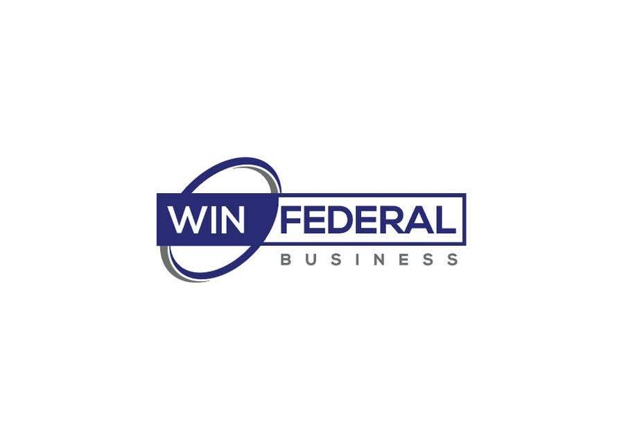 Penyertaan Peraduan #                                        391                                      untuk                                         Logo for Federal Contracting Consulting company